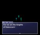 Rakenzarn: The Azure Knights