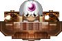 Bomb dropping eggmet