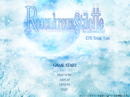 Rksfs title screen (c75 trial)