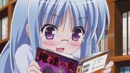 Saki OVA 01