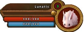 LunaticBar