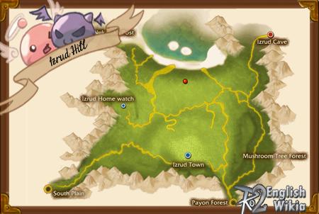 Rudbeckia Map
