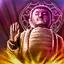 Skill Monk Guillotine Fist 01