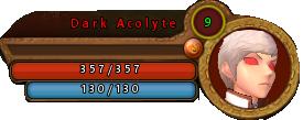 DarkAcolyte Bar