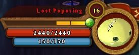 LostPoporingBar