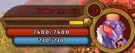 KillerMantisBar