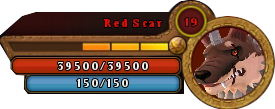 RedScarBar