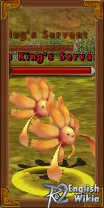 FlipKing's Servant