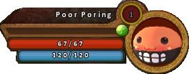 PoorPoringBar