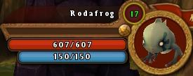 RodafrogBar