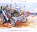 Les débuts en automobile