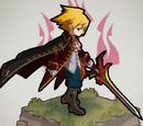 1403 Alan, Fiery Chevalier