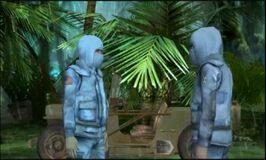 EOH patrol troop