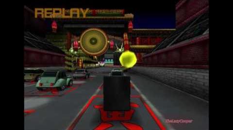 Gadget Racers Choro-Q HG Memory Card