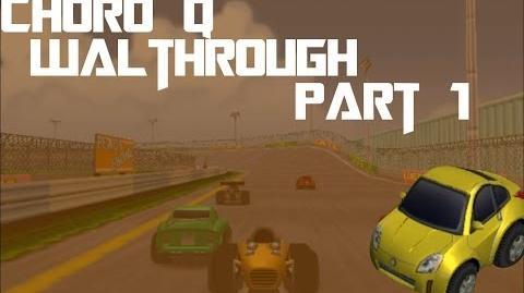 Choro Q HG 4 Walkthrough - Part 1 - The Beginning-0