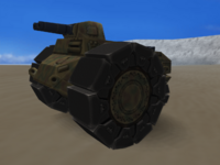 Sand Tank