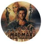 Mad max 3 cd cover