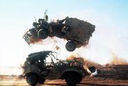 CamelWagon Crash