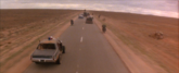 Mad max 2 end road war