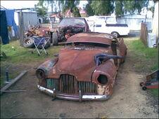 Holden FX Ute build