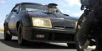 "Ford Falcon XB GT Coupe 1973 ""V8 Interceptor"""