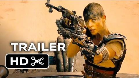 Mad Max Fury Road Official Retaliate Trailer (2015) HD