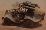 Vader Buggy 2