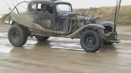 Black Nux car