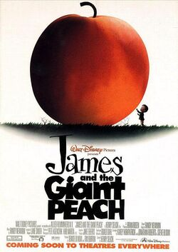 James and the Giant Peach (film)