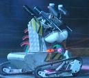 Oll-E the paintball bot