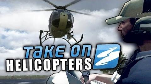 Take on Helicopters - Start, Liftoff and Landing - Gameplay