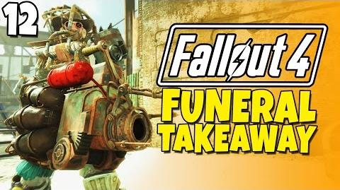 Fallout 4 - The Meat Factory -12 - Funeral Takeaway
