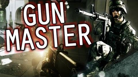 "Gun Master - Battlefield 3 Donya Fortress ""Viking Commentary"" Gun Game Gameplay"