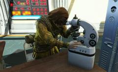 Head scientist