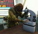 Scientist Roberts
