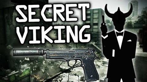 """Battlefield 3 - Secret Viking """"Viking Commentary"""""""