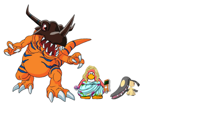 File:Greymon and Mawile are Glitchpokemon's pet.png
