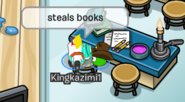 BookSteal
