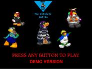 RPA TUB Demo Title Screen