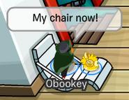 Stealing Chairs,Like A Bon!