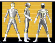 Titanium Ranger Form