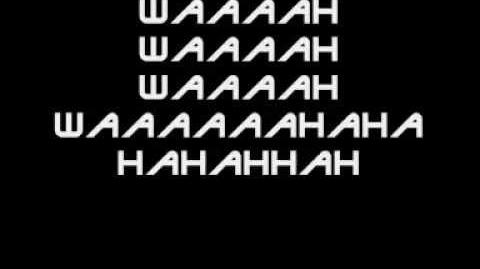 Wah wah sound effect