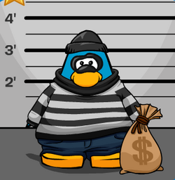 Agent Club's Robber Giveaway
