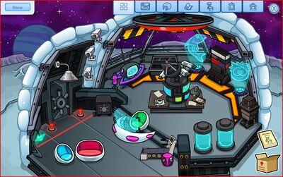 TheNintendoKing's Space Base