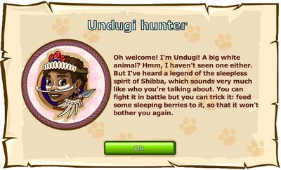 Undugi hunter