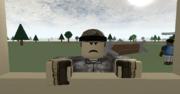 Military Zombie