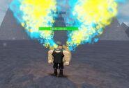 Theos the War Phoenix Battle Mode