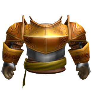 Bedrock Armor