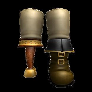Captain's Legs