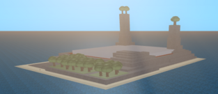 Judgement island